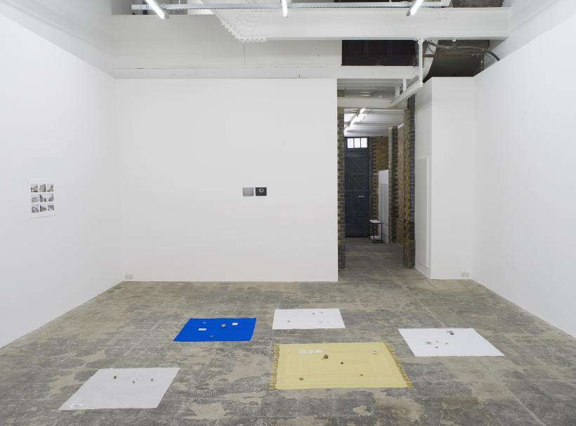 Installation view, Hollybush Gardens