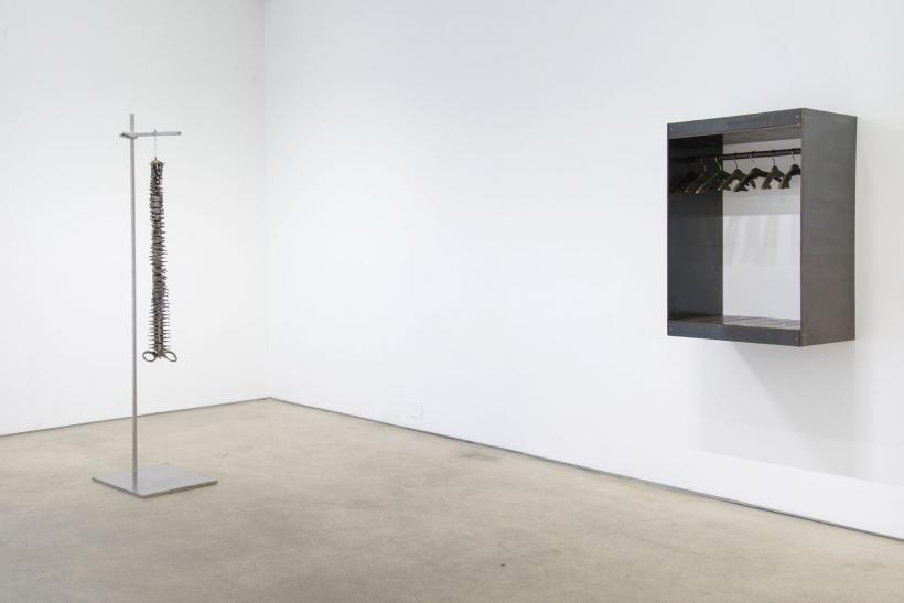 Yoan Capote, Collective Unconscious, installation view at Jack Shainman Gallery, 2015