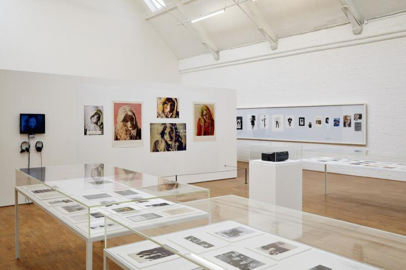 Lynn Hershman Leeson: Origins of the Species (Part 2), installation view, 2015