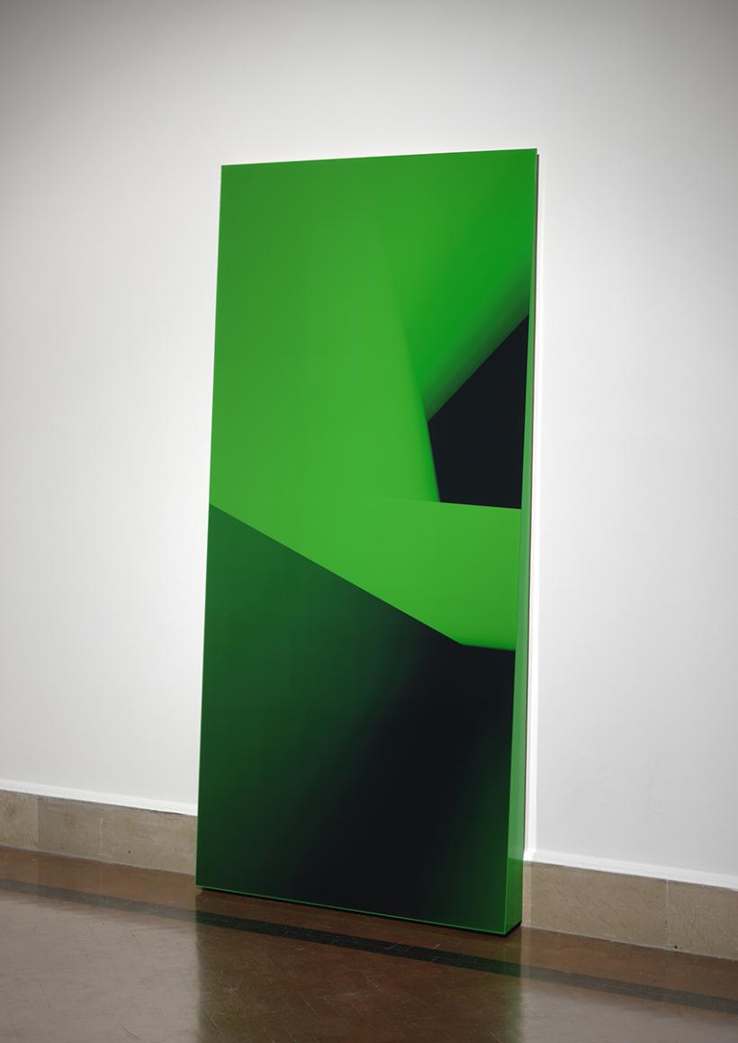Dan Holdsworth, Spatial Object no. 17