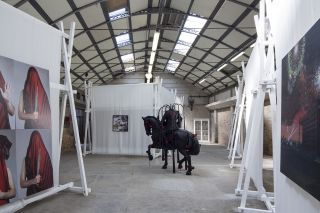 The Great Game, installation view