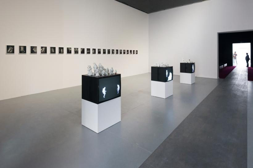 Rudiments, Installation View