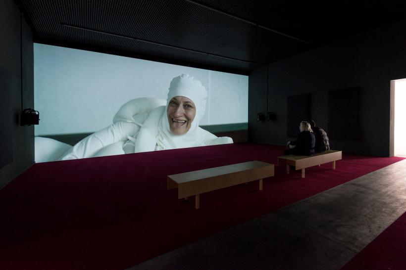 Rudiments - Film co-commissioned by Centre for Contemporary Art Ujazdowski Castle and Forma Arts and supported by Arts Council England
