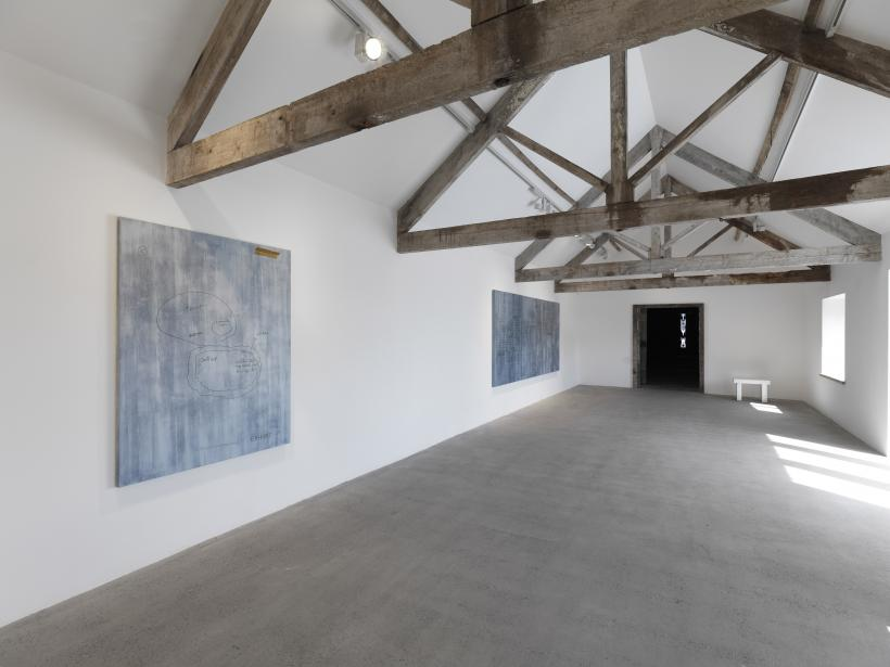 Softer Targets, Installation View, Hauser & Wirth Somerset, 2015