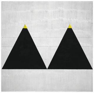 Agnes Martin (1912-2004), Untitled #1, 2003