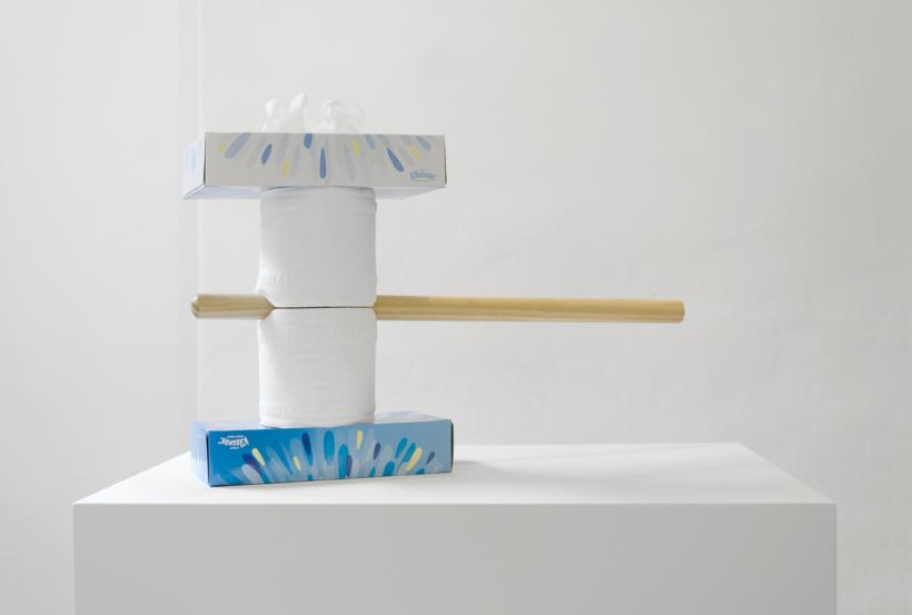 Harry Meadley, Patriot, installation view at Tuff Crowd, 2015