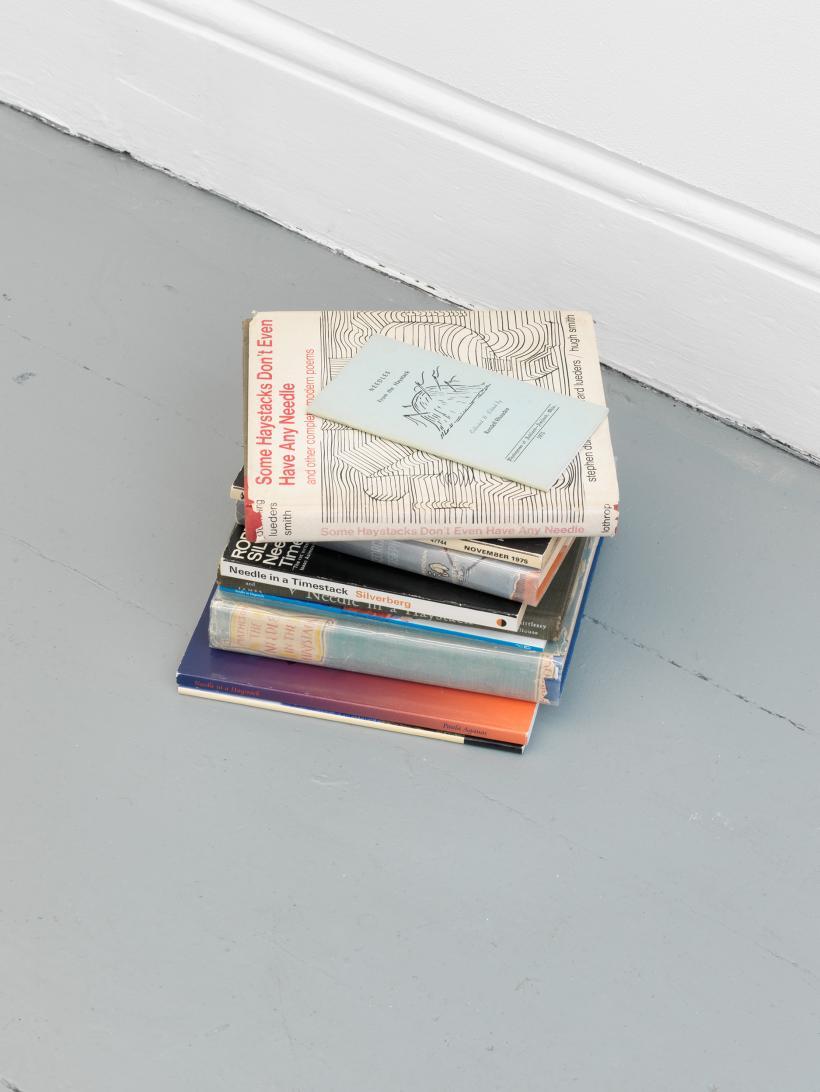 Yann Serandour, Bookstack, 2005