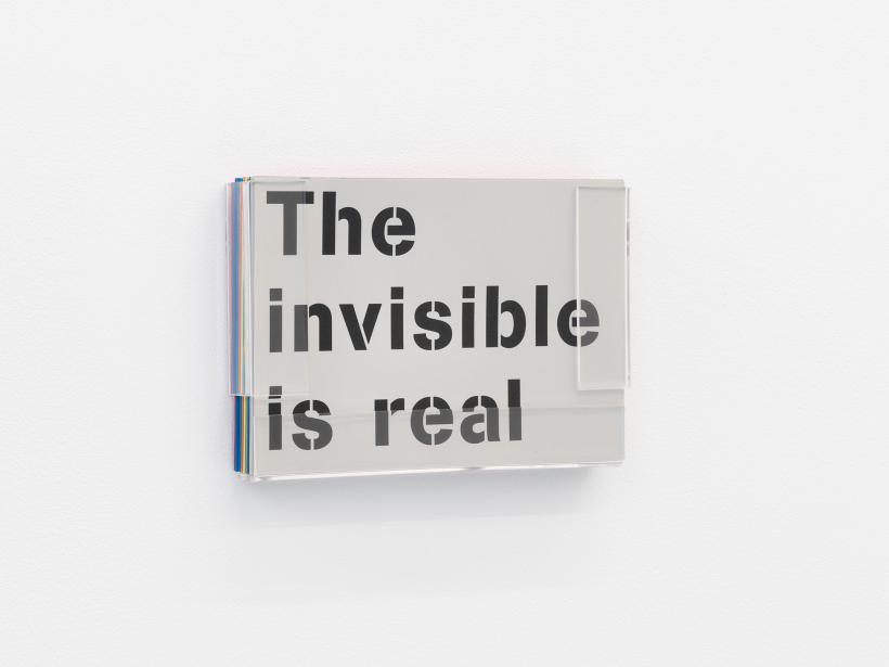 Ian Whittlesea, The invisible is real, (Walter De Maria), 2006