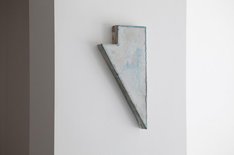 Finbar Ward, Rising Triangle, 2014