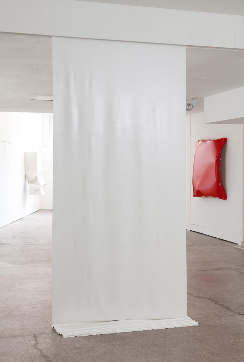 Real Painting, installation view at Castlefield Gallery, 2015