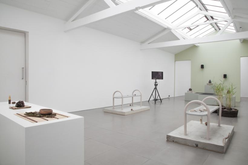 m-Health, installation view, Cell Project Space, 2015