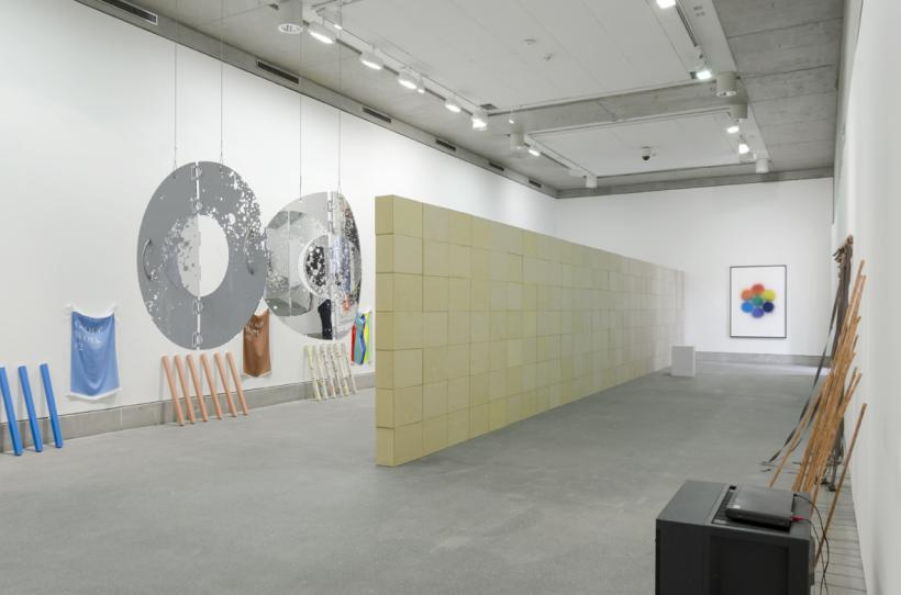 RESOURCE, installation view at Bluecoat, 2015, Installation view