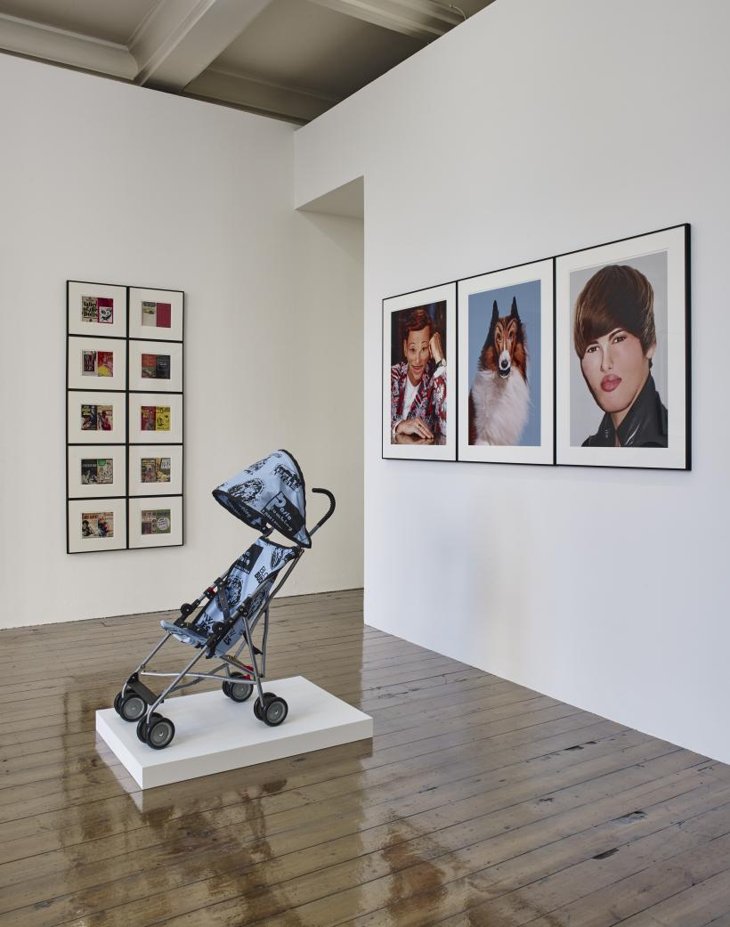Beverly Hills John, Installation view, Sprueth Magers London, July 1 - August 15, 2015