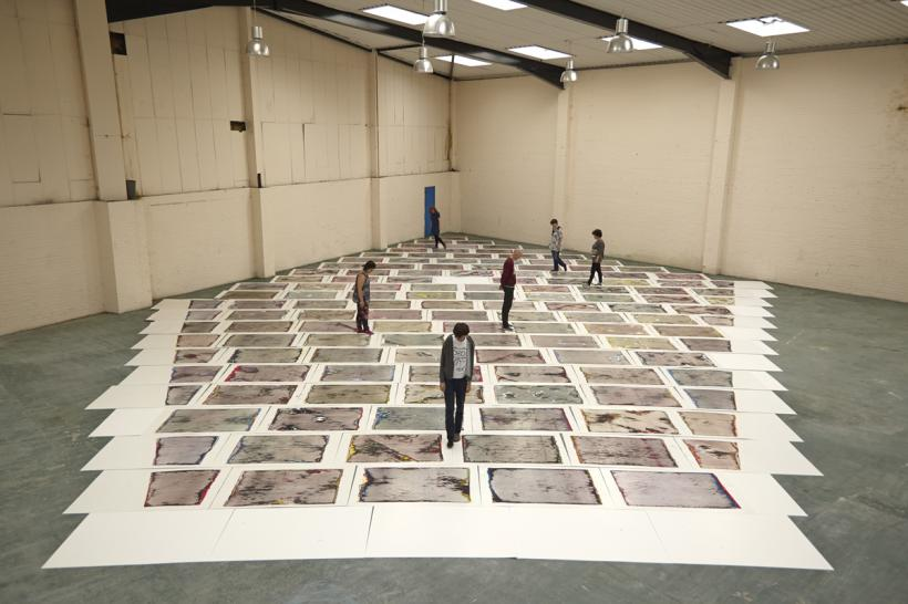 Maurice Carlin, 'Performance Publishing: Regent Trading Estate', Installation view, 2015