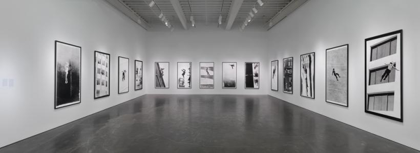 Sarah Charlesworth, Doubleworld, New Museum, New York, Installation view, 2015