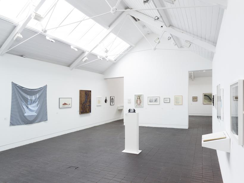 Jerwood Drawing Prize 2015, installation view