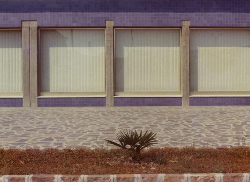 Luigi Ghirri, Rimini from the series Italia ailati, 1977