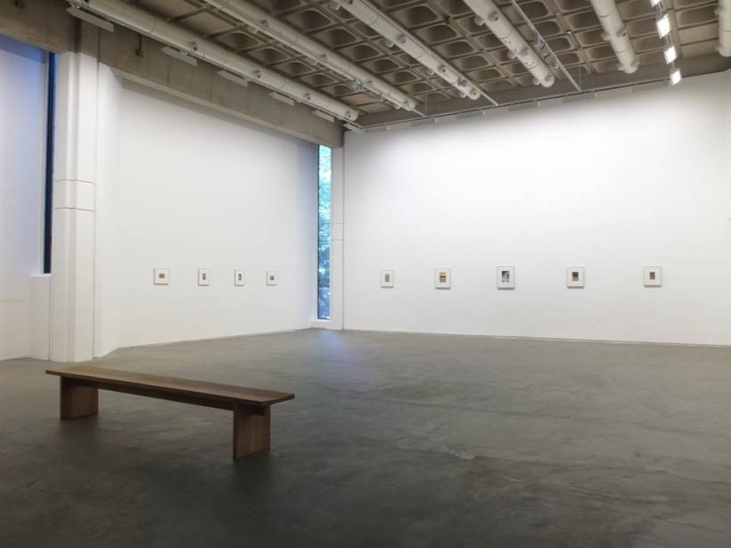 Luigi Ghirri Installation photograph, August 2015, Gallery 1