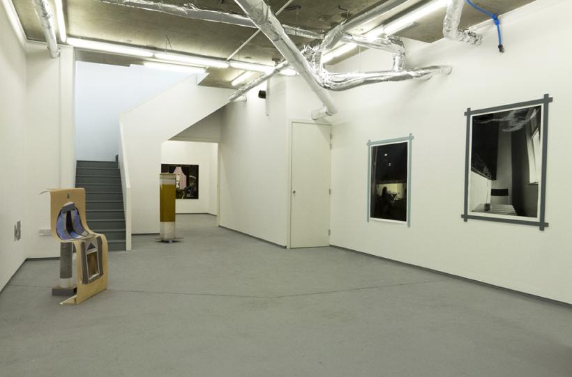 Installation view, Concrete Fictions