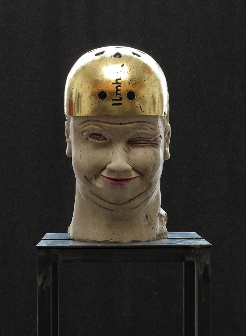 Stein 130 107, (I lost my head oder Ich liebe meinen Hut)