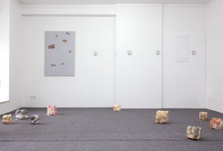 MULTIBALLS, Installation View