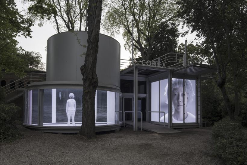 Korean Pavilion, Repubblica di The Ways of Folding Space & Flying  MOON Kyungwon & JEON Joonho, 56th International Art Exhibition - la Biennale di Venezia, All the World's Futures