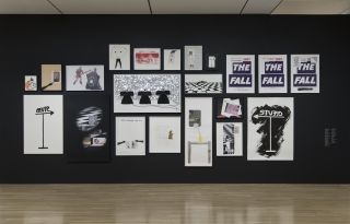 UH-OH: Frances Stark 1991-2015, Installation View at the Hammer Museum, Los Angeles