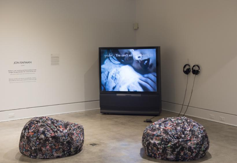 Jon Rafman, 2015 Sobey Art Award installation view