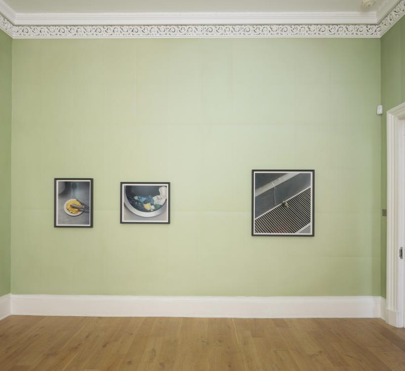 Daily Show, Installation view at The Common Guild