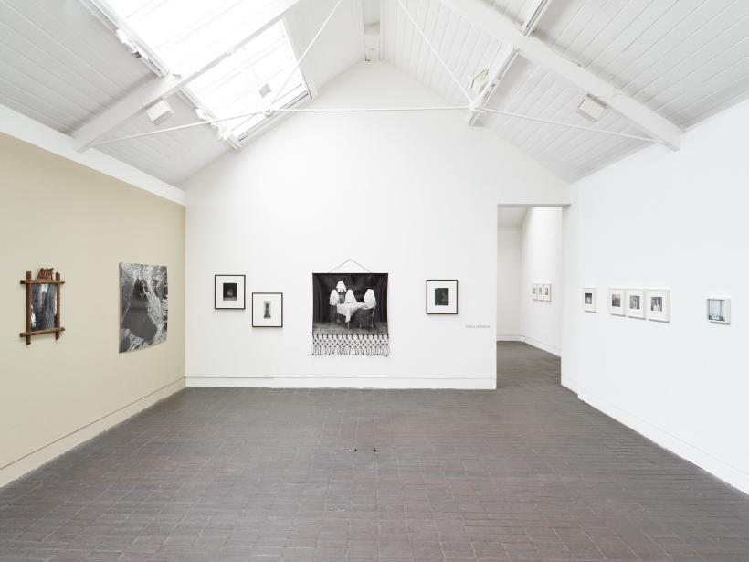 Jerwood/Photoworks Awards 2015 installation view at Jerwood Space, November 2015.