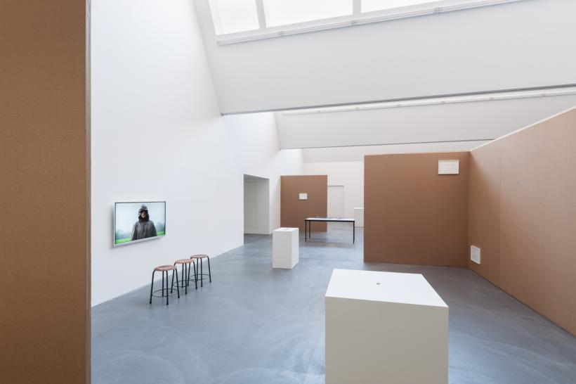 Some Things are Undesigned, Installation view at Von Bartha, Basel