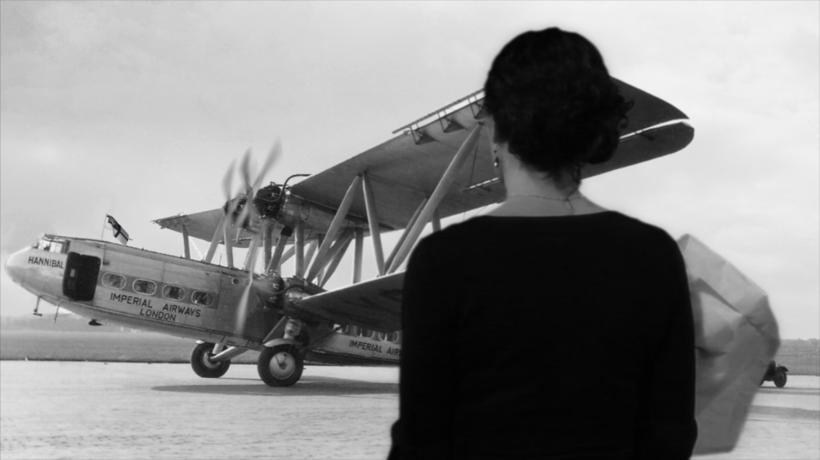 Emily Jacir, Lydda Airport, 2009. Installation with single channel animation film and sculpture, dimensions variable