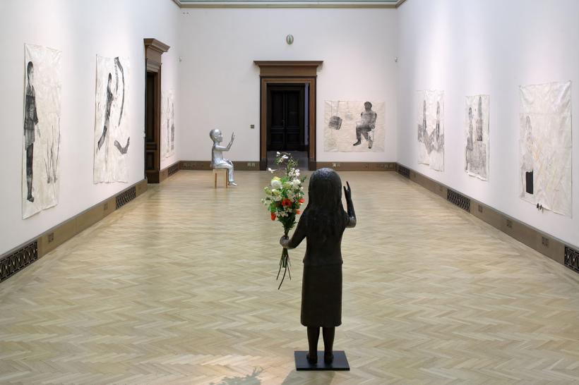 Flaesh, Installation View