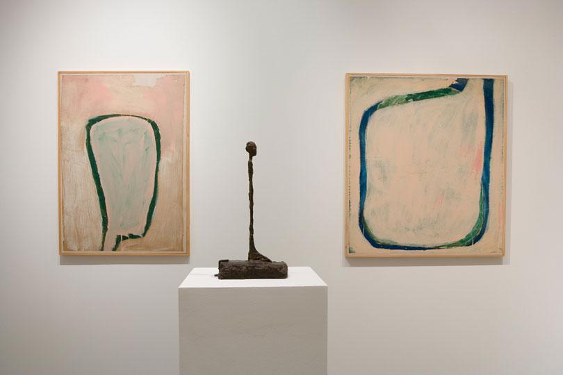 2 Buren Giacometti