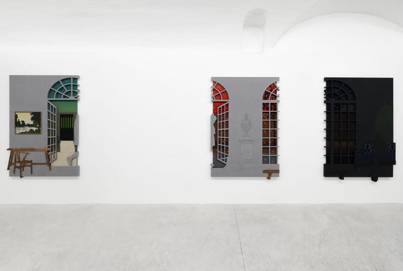 In A Year, Installation View