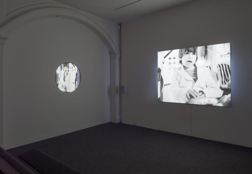 Leslie Thornton, Peggy and Fred in Hell: Folding, 1984-2015, 16mm film and video transferred to digital, 95 min