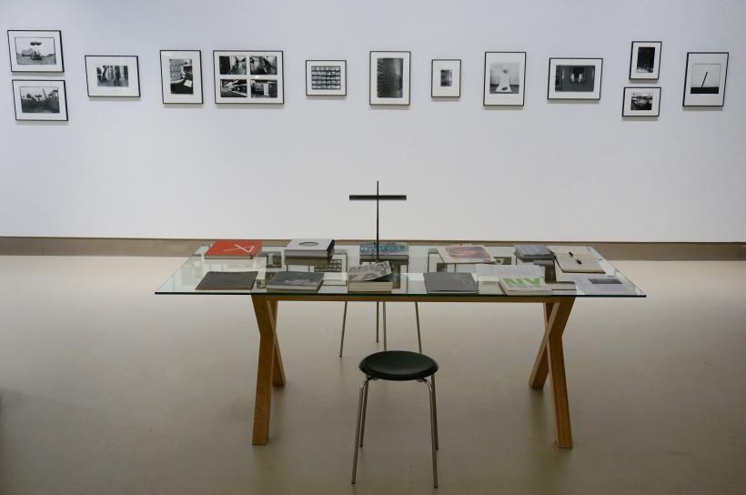 Installation view, Index I
