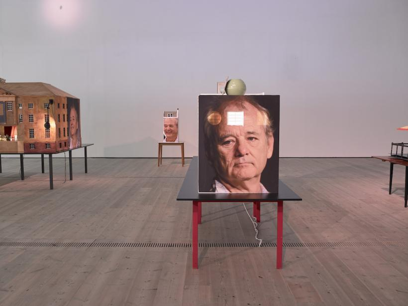 Brian Griffiths, BILL MURRAY: a story of distance, size and sincerity, 2015