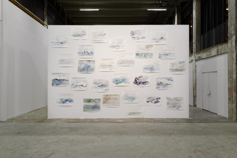 Omnipresent Salty Death, Installation view of Seul Celui qui Connait le Desir