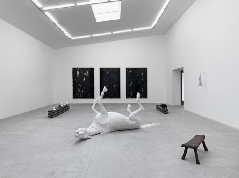 Installation view gallery room 3 a