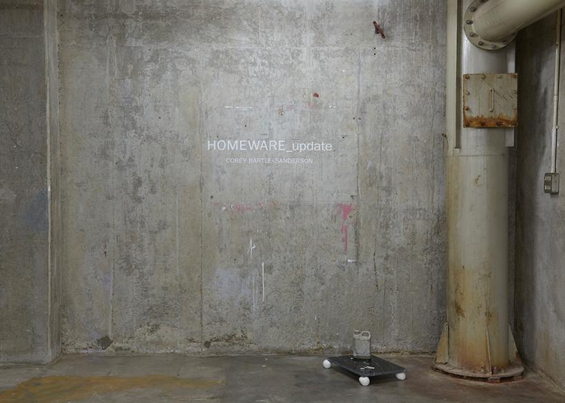 HOMEWARE_update, Installation View