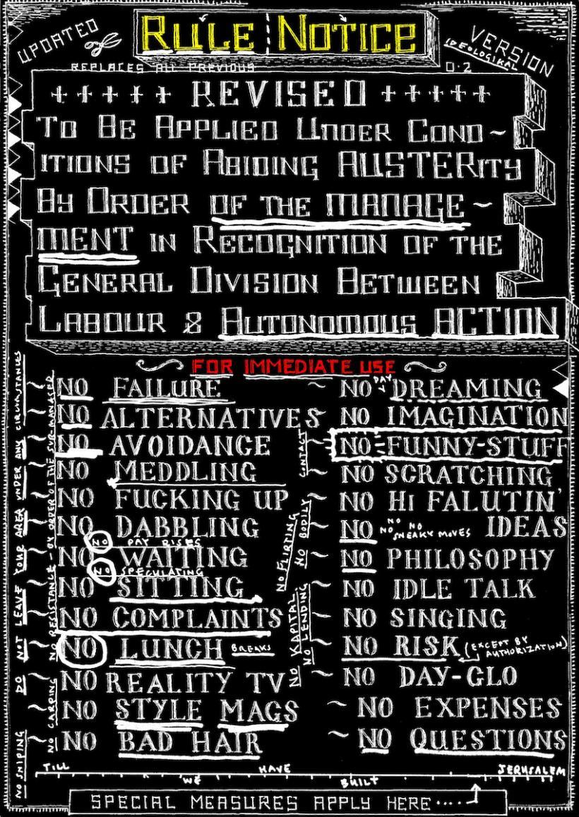 David Osbaldeston, Rule Notice, 2015