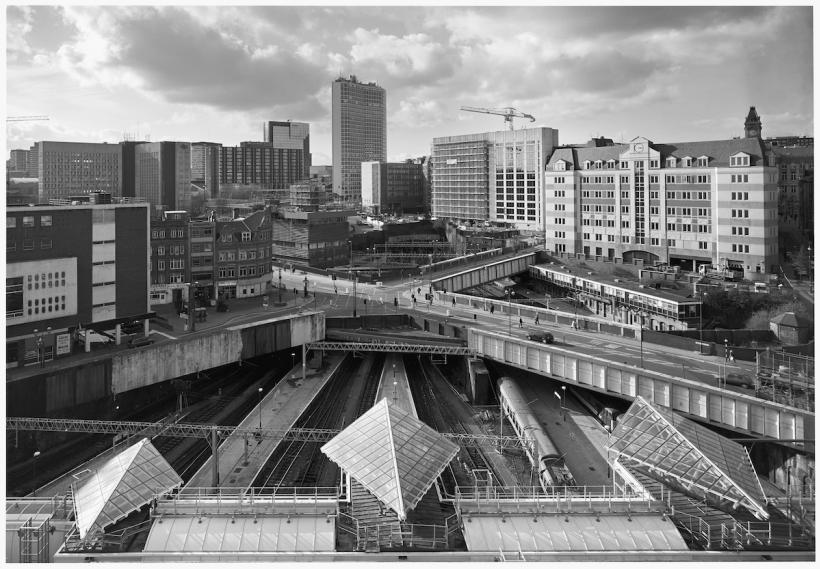 John Davies, New Street Station Birmingham, 2000