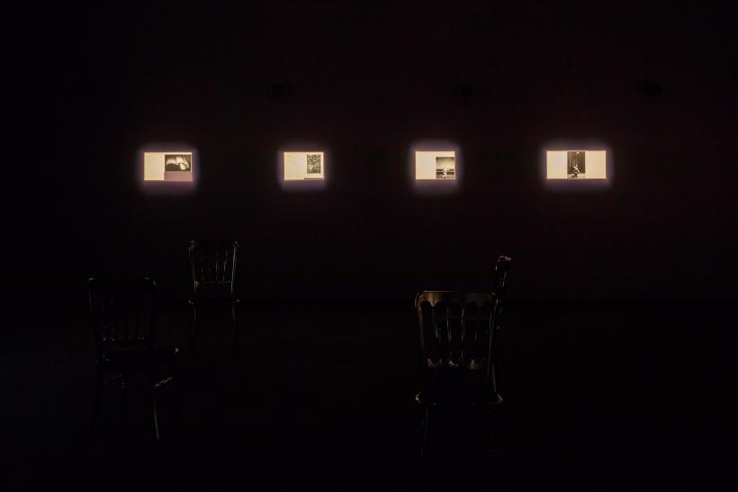 Storyboard, installation view