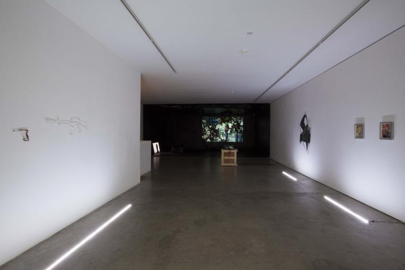 Installation view, Edel Assanti