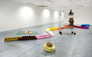 Jock Mooney, 'Who Are You and What Do You Want?', 2016, installation view