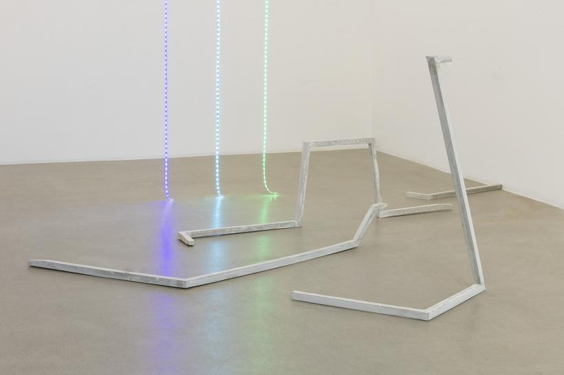! Hear Rings !, Installation View