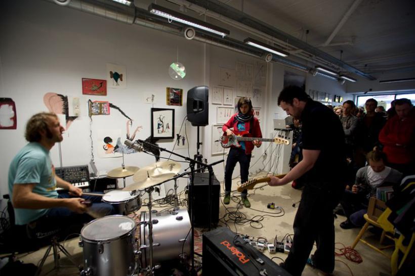 14 Havari live villa reykjavik 2010