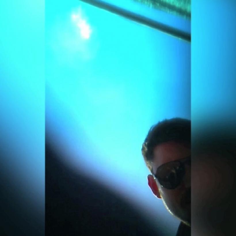 Camera Phone Colour Filter Tutorial - Blue (still)