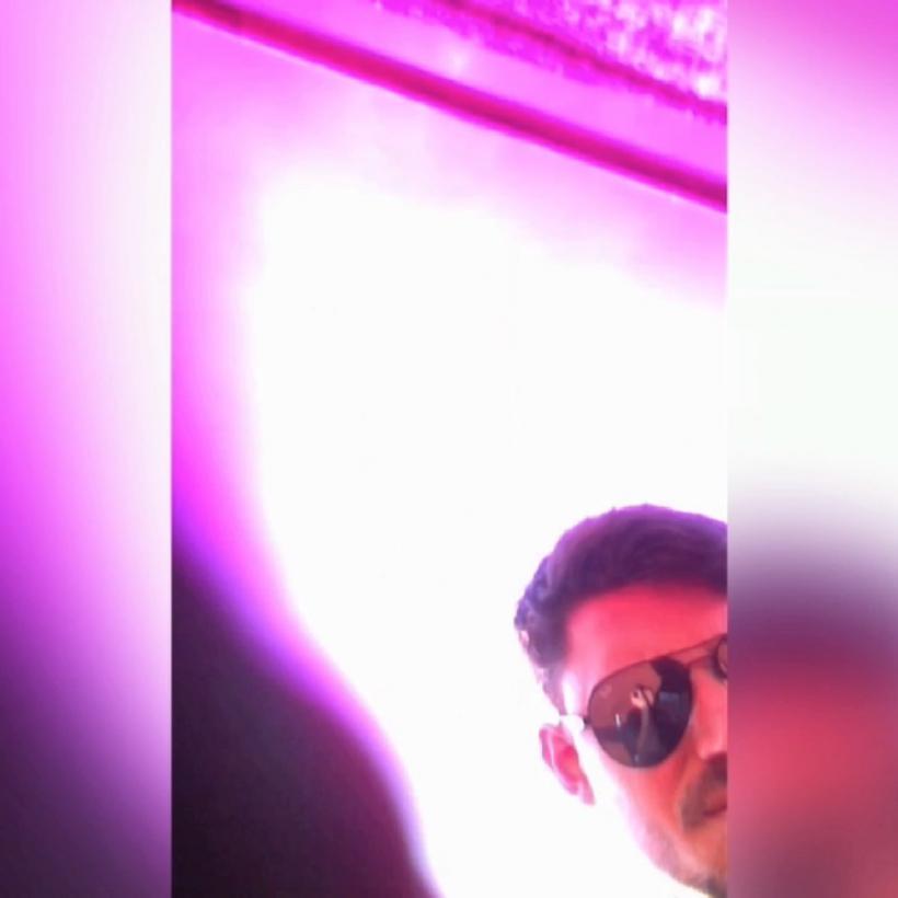 Camera Phone Colour Filter Tutorial - Pink (still)